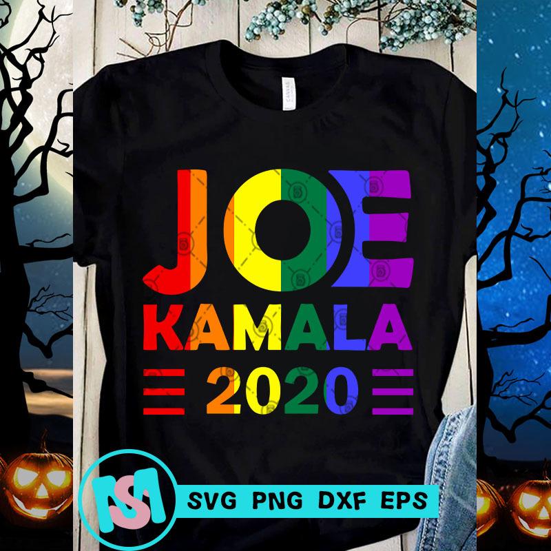 Joe Kamala 2020 SVG, Joe Biden SVG, Kamala Harris SVG, America SVG, LGBT SVG,