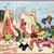 Happy Christmas Children Digital Collage Deco Greeting Card2072