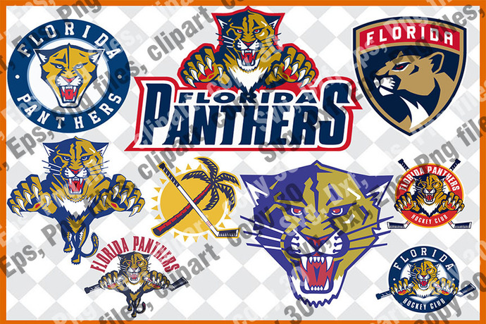 Bundledigital FloridaPanthers svg, FloridaPanthers logo, FloridaPanthers