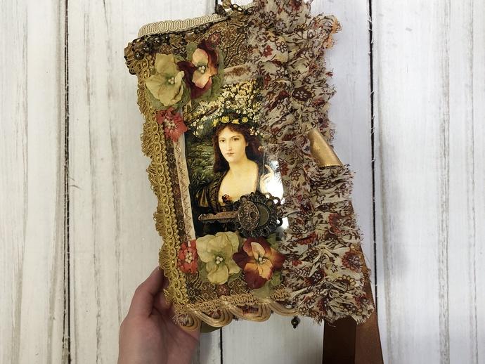 Boho Winds Journal by Kim Newberg