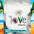 Love Mom Life SVG, Mom Life SVG, Quote SVG, Funny SVG, Digital Download