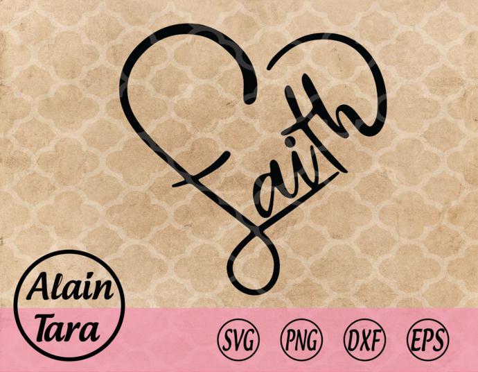 Faith Svg,Faith Bundle svg