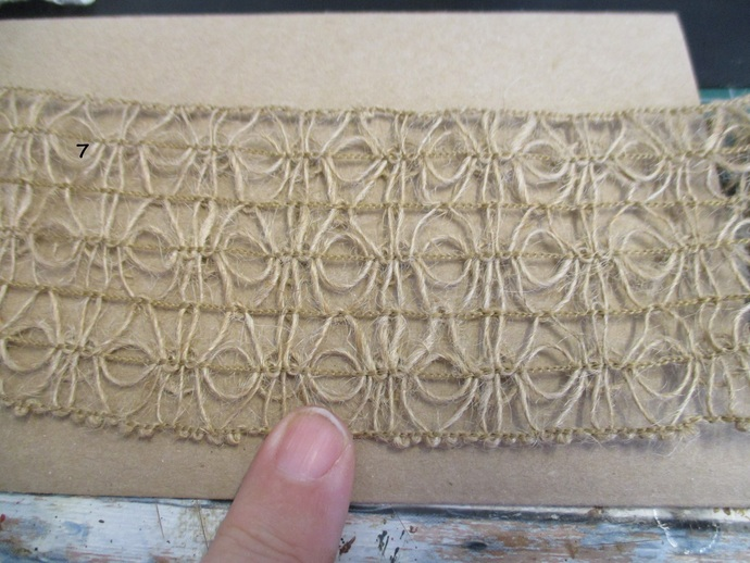 Beautiful Cotton Lace Trim - Please Choose