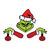 Merry Christmas The Grinch, Grinch Christmas Svg, Christmas Svg Files
