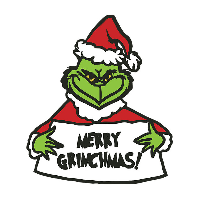 Merry Grinchmas The Grinch, Grinch Christmas Svg, Christmas Svg Files