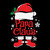 Papa Claus SVG, Papa Christmas SVG, Papa Claus Christmas SVG