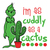 I'm As Cuddly As A Cactus Grinch Christmas,Christmas Svg, Cricut File