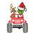 Grinch And Dog Jeep Christmas,Christmas Svg, Cricut File