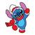 Happy Xmas Disney Stitch Christmas,Christmas Svg, Cricut File