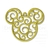 Mickey Mouse Head Ball Merry Christmas disney Embroidery Machine Designs Instant