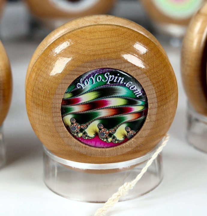 "BC ""Classic"" Imperial YoYo: with one-of-a-kind mods"