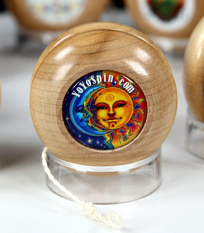 """BC """"Classic"""" Imperial YoYo: with one-of-a-kind mods"""