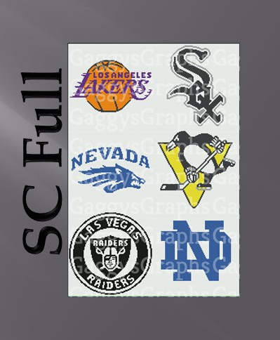 Sports Grouping - 6 of my favorite teams or 6 of yours! -- Graphs+written line