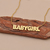 Custom Lil Brat Name Necklace Personalized Gift for Halloween Easter Christmas