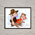 Chip 'n Dale: Rescue Rangers Disney, Chip print, poster, home decor, nursery