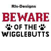 Beware of the wigglebutt