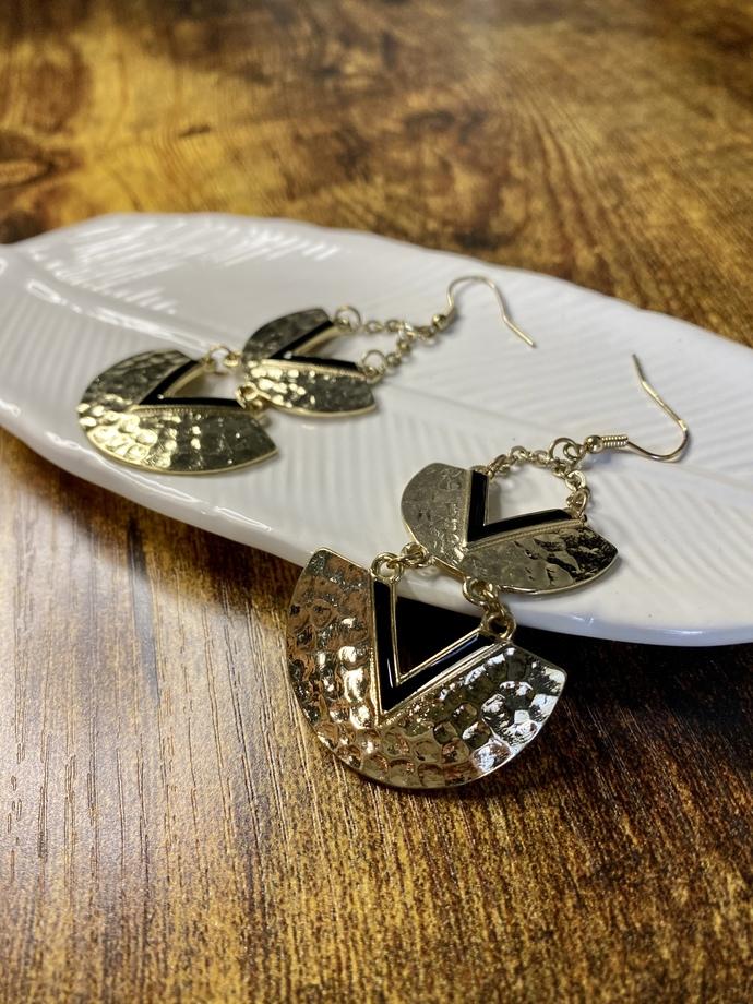 Aztec-Inspired Earrings