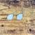 Opal Resin Earrings