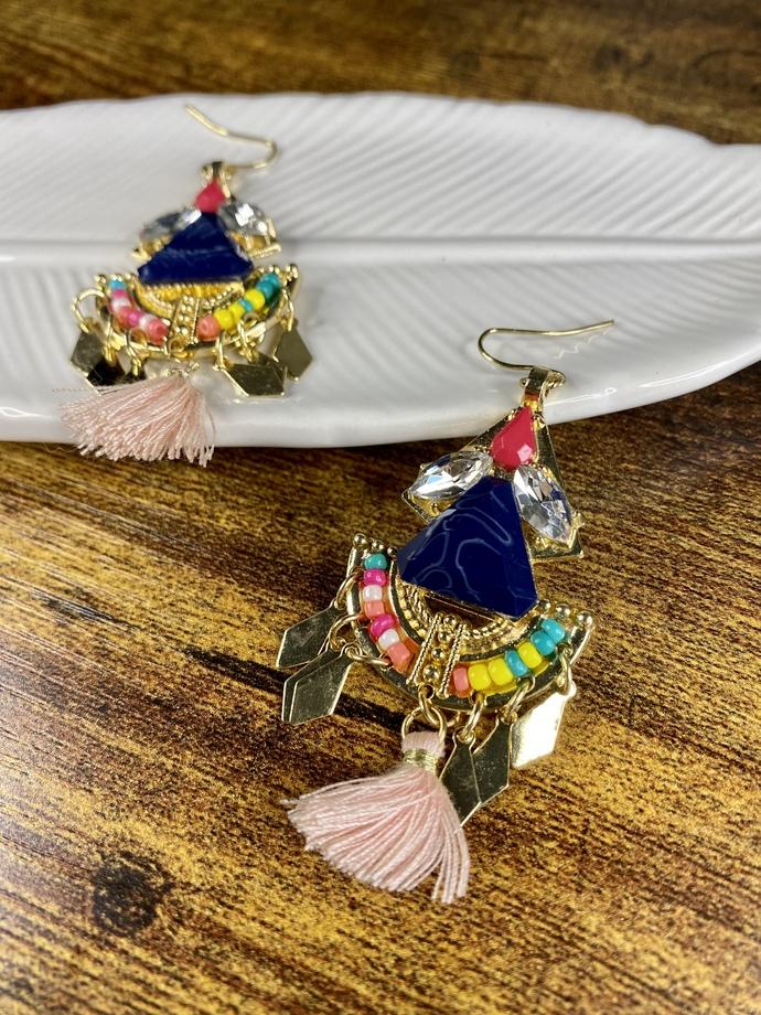 Tribal-Inspired Earrings