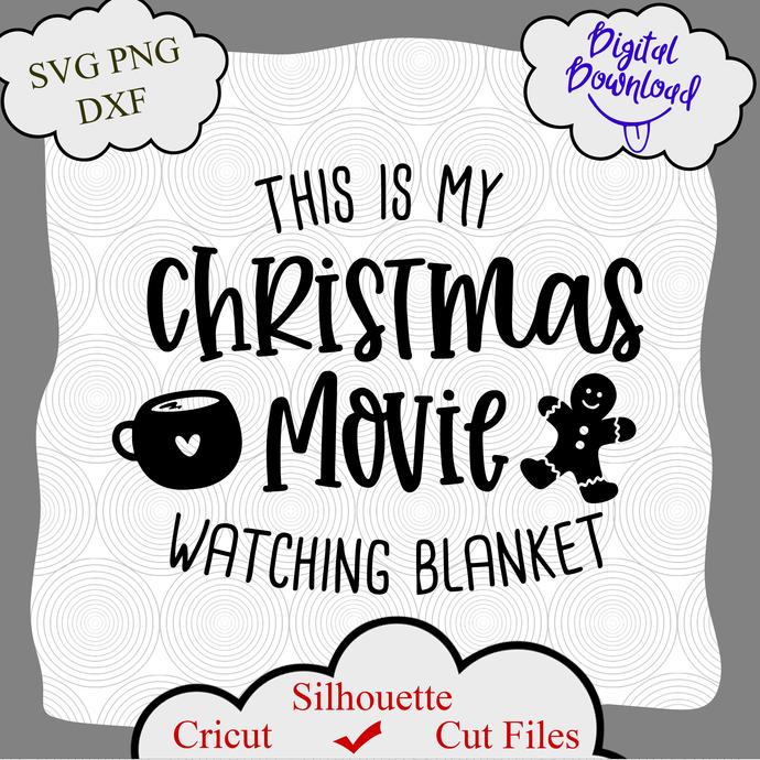 Netflix Binge Watching Blanket digital file, Netflix Binge svg, Watching Blanket
