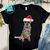 Christmas Australian Cattle Dog PNG, Australian Cattle Dog PNG, Dog PNG, Merry