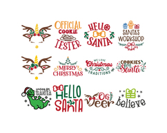 Christmas Vacation Bundle 22 Designs Layered Svg By Bellashop On