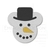 Snowman Mickey Mouse Merry Christmas disney Embroidery Machine Designs Instant