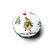 Small Tape Measure Christmas Hedgehogs Retractable Measuring Tape