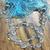 Aquamarine Heart Shape Faceted Bead,Aquamarine Beads for Jewelry
