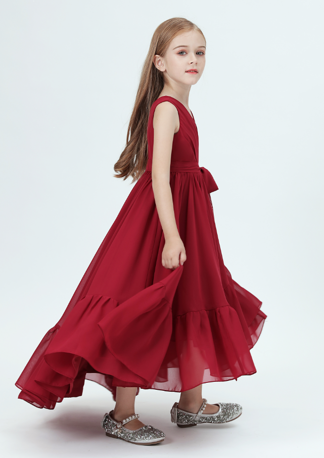 Flower Girl Dresses,Kids Wedding Clothing girls Dress birthday Party Costume