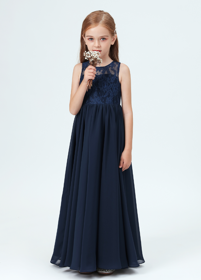 Flower Girl Dresses,Kids Princess Dress Girls Flower Embroidery Dress For Girls