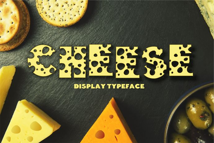 Cheese font | food font, cheese alphabet, cheese letters, food in the form of