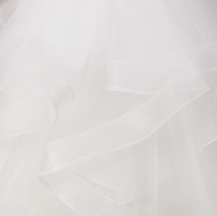 Flower Girl Dresses,Elegant Princess Children Party Dress Wedding Gown Kids