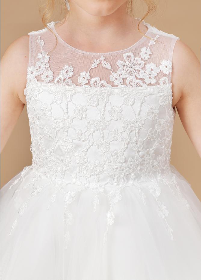 Flower Girl Dresses,Ball Gown Flower Girls Dresses For Wedding Girl Dress Party