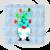 Gnome 27a-Digital ClipArt-Art Clip-Gift