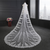 HL15 handmade Veil lace flower arrangement sequins handmade rhinestones new real