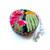 Tape Measure Flower Cactus Small Retractable Measuring Tape