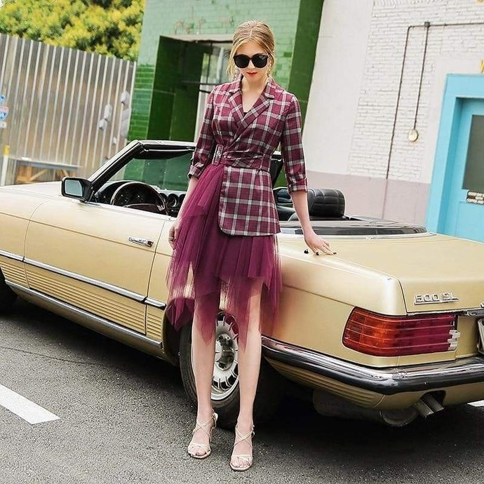 tutu skirt, tulle skirts,A-Line Skirt,Short Spring Autumn Skirt S028