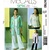 McCall's 4780 Misses Fitted Shirts 2 Lengths Sewing Pattern Uncut Size 18, 20,