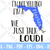 Florida State Clipart I'M Not Yelling I'M A Florida Girl We Just Talk Loud Svg