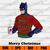 Bundledigital Batman SVG, Merry Christmas SVG, Christmas SVG, Batman Christmas