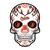 Baltimore Orioles Skull Svg, Baltimore Orioles Digital download