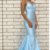 Spaghetti Straps Mermaid Prom Dresses,Long Prom Dresses,Cheap Prom Dresses,