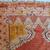 Handmade antique Turkish Anatolian rug 3' x 5.9' (94cm x 182cm) 1920s - 1C526