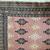 Handmade vintage Uzbek Bukhara rug 3.1' x 5' (95cm x154cm) 1960s - 1C538