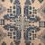 Handmade vintage Tunisian rug 4.3' x 6.8' (131cm x 208cm) 1960s - 1C544