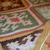 Handmade antique Persian Ardabil kilim 5.5' x 7.6' (168cm x 234cm) 1970s - 1C581