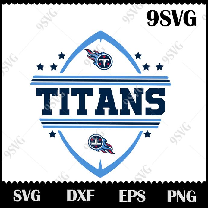 Tennessee Titans Svg Titans Logo Svg Nfl Svg By Lego On Zibbet