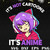 Bundle Digital Anime Girl SVG, It's Not Cartoons It's Anime SVG, Anime SVG,