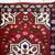 Handmade vintage Persian Hamadan rug 2' x 3' (62cm x 91cm) 1970s - 1C653